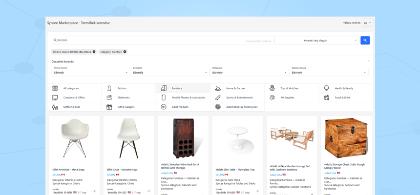 Syncee Marketplace